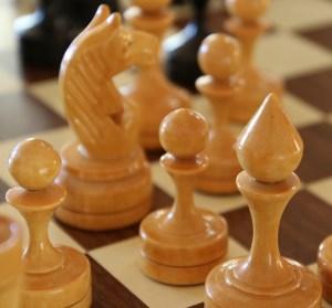 OCD Chess Match