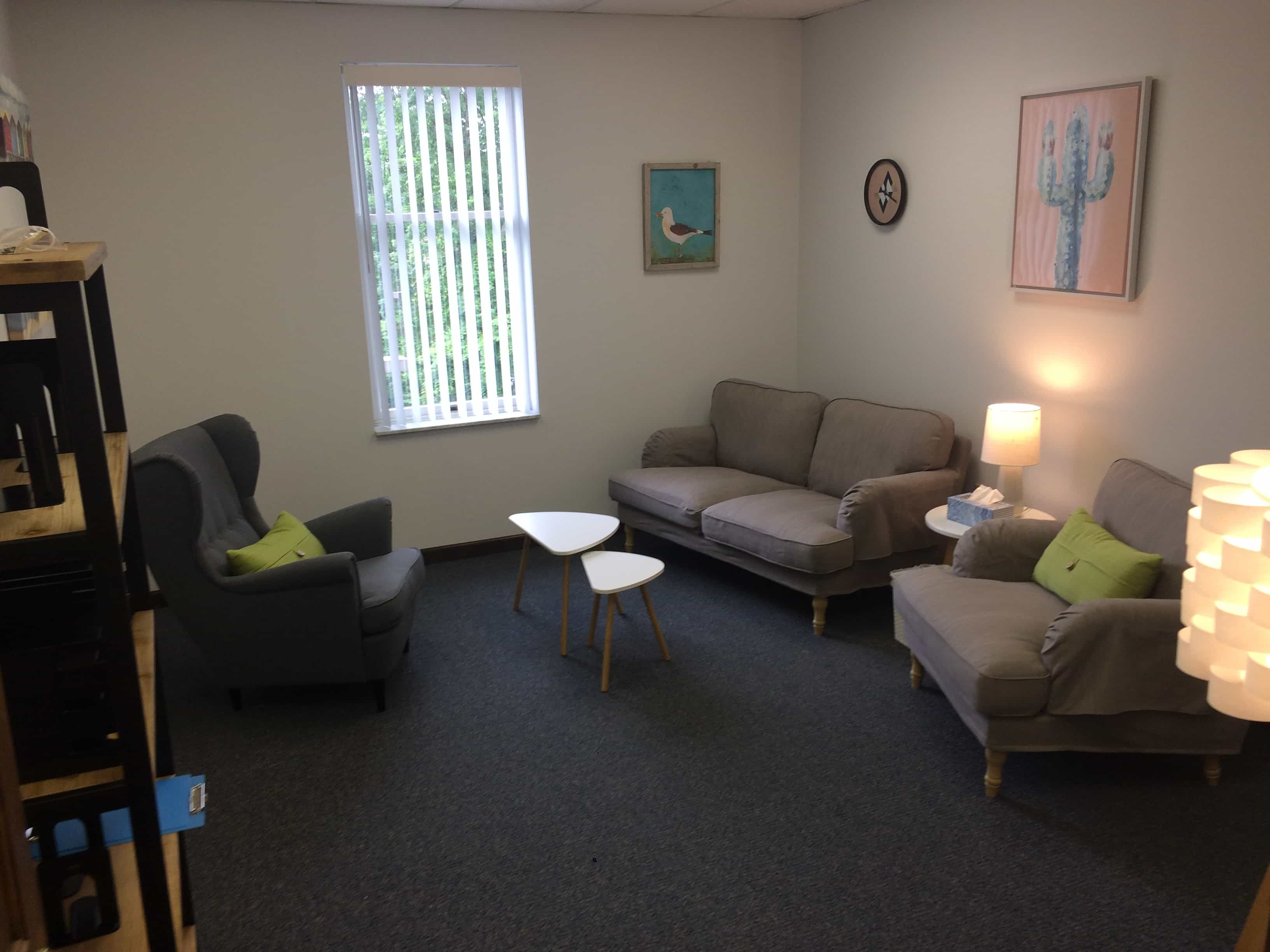 We've Officially Moved into the New Space | The Center for