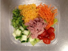 Fresh salads available daily