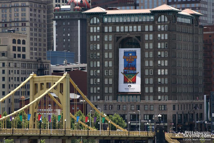 Pittsburgh's Renaissance Hotel