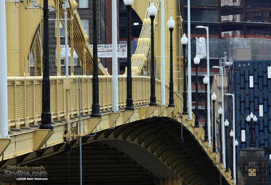 Clemente Bridge Span.