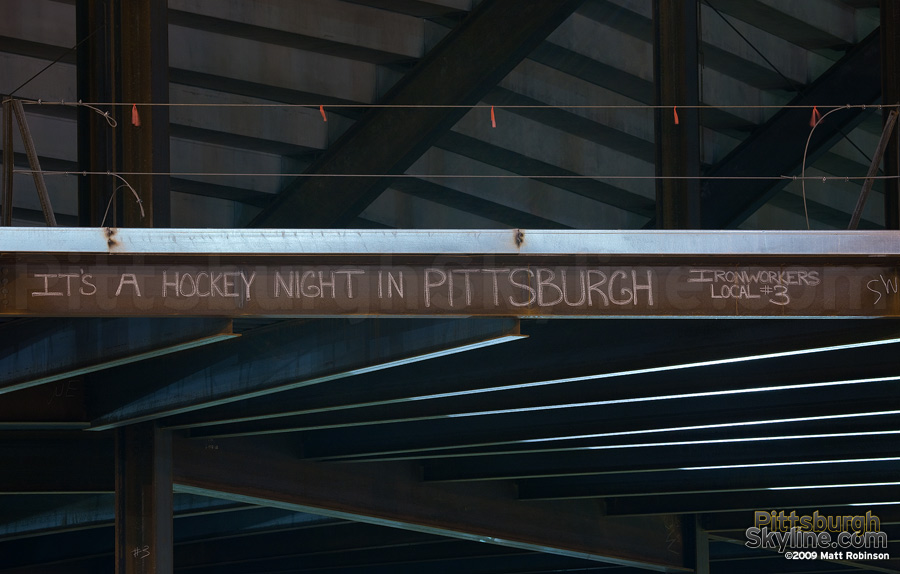 It's A Hockey Night In Pittsburgh