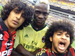 """There will be no """"in-game"""" selfies for Mario Balotelli or any other big name soccer stars in Pittsburgh this summer."""