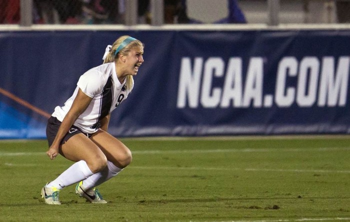 Greensburg Central Catholic grad Frannie Crouse helped Penn State capture a National Championship, defeating Duke, 1-0 on Sunday