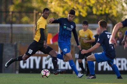 USL Soccer: Pittsburgh Riverhounds vs Charleston Battery