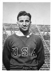 """Aldo """"Buff"""" Donelli (US soccer legend from Pittsburgh, helped US qualify for first World Cup in 1930)"""