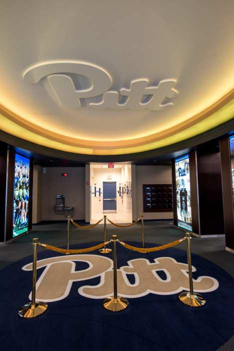 Pitt Facilities - 41 (Photo credit: Dave DiCello)
