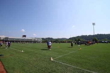 Pitt 7x7 Camp (Photo credit: Joe Steigerwald)