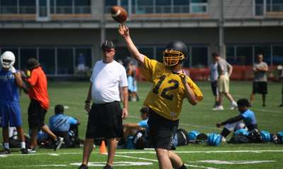 Pitt 7x7 Camp (Photo credit: Joe Steigerwald)
