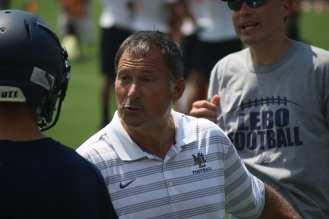 Mt. Lebanon Football Coach