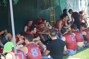 Peters Township Indians Resting Up