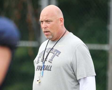 Coach John Peterson (Photo credit: David Hague)