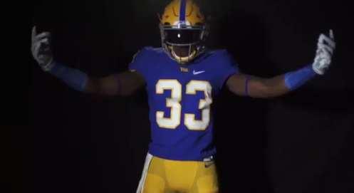 Photo courtesy of Pitt Football