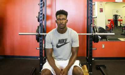 Kwantel Raines at Aliquippa HS