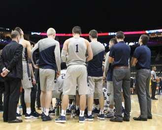 Penn State Basketball December 19, 2018 -- David Hague/PSN
