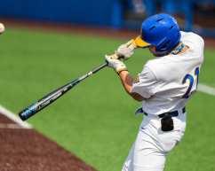 Kyle Hess (21) Pitt Baseball April 6, 2021 Photo by David Hague/PSN