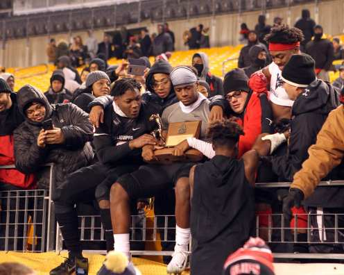 Aliquippa in the WPIAL Championship Game -- David Hague/PSN