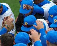 Pitt Baseball April 17, 2021 Photo by David Hague/PSN