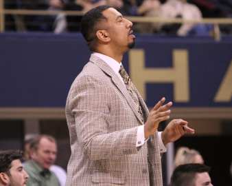 Assistant Coach Jason Capel January 9, 2019 -- David Hague/PSN