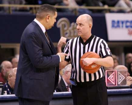 Head Coach Jeff Capel January 9, 2019 -- David Hague/PSN