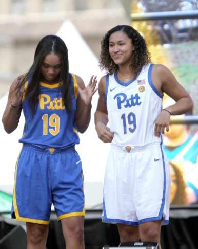 Pitt Womens Basketball April 7, 2019 -- David Hague/PSN