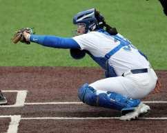 Riley Wash (33) Pitt Baseball March 26, 2021 - Photo by David Hague/PSN