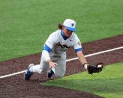 Samuel Frontino (2) Pitt Baseball March 26, 2021 - Photo by David Hague/PSN