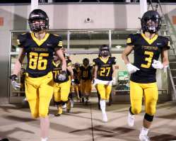 North Allegheny takes the field for the 6A Championship November 7, 2020 David Hague/PSN