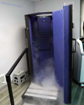 Cranberry Cryotherapy