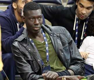 Ibrahima Diallo Recruit February 16, 2019 -- David Hague/PSN