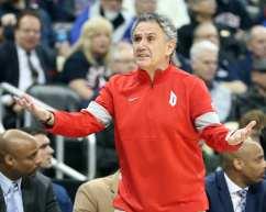 Coach Keith Dambrot March 6, 2020 - David Hague/PSN
