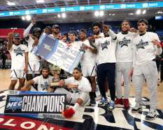 RMU Wins the NEC March 10, 2020 -- David Hague/PSN