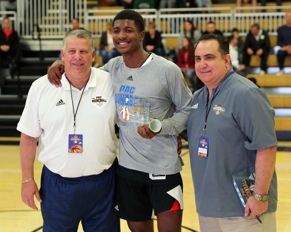 WPIAL North MVP in the PBC Roundball Classic April 28, 2019 -- David Hague/PSN
