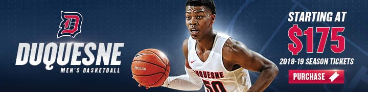 Duquesne Men's Basketball
