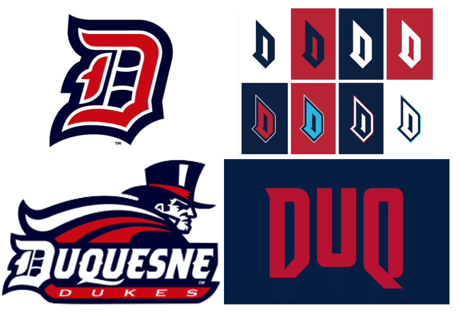 e505f458967 How Do You Feel About the New Duquesne Logos?