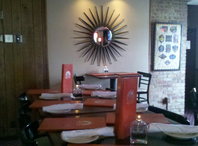 Solstice Restaurant in Greensburg PA