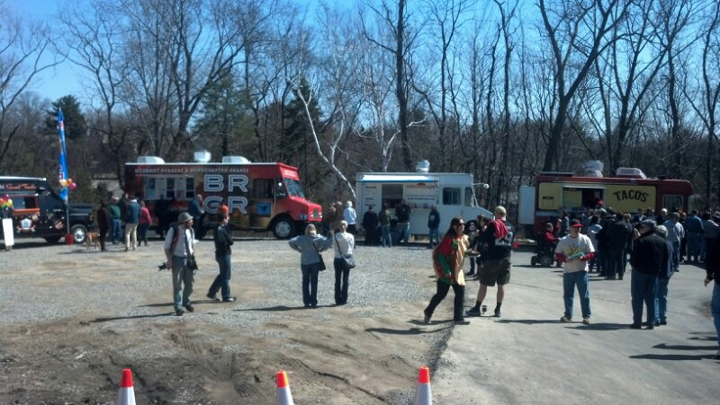 North Hills Food Truck Roundup 2.0