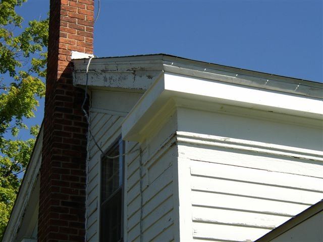 Roof Eave Vents Houses