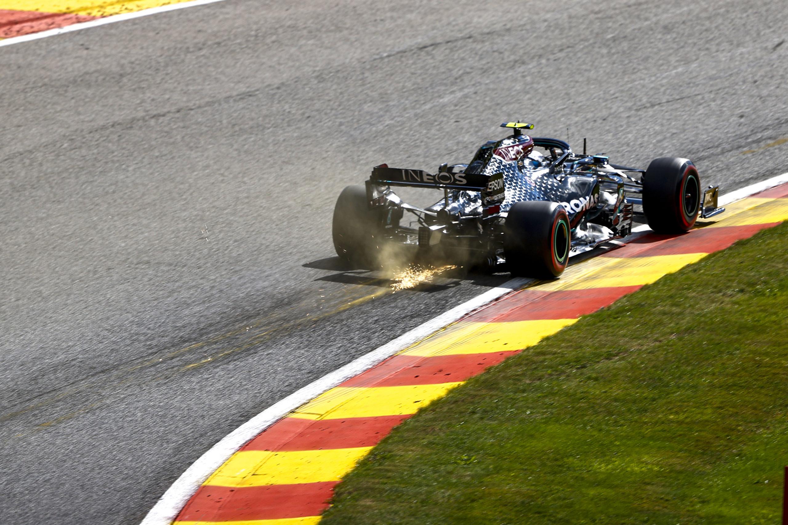 2020 Belgian Grand Prix, Saturday - LAT Images, Mercedes, Bottas
