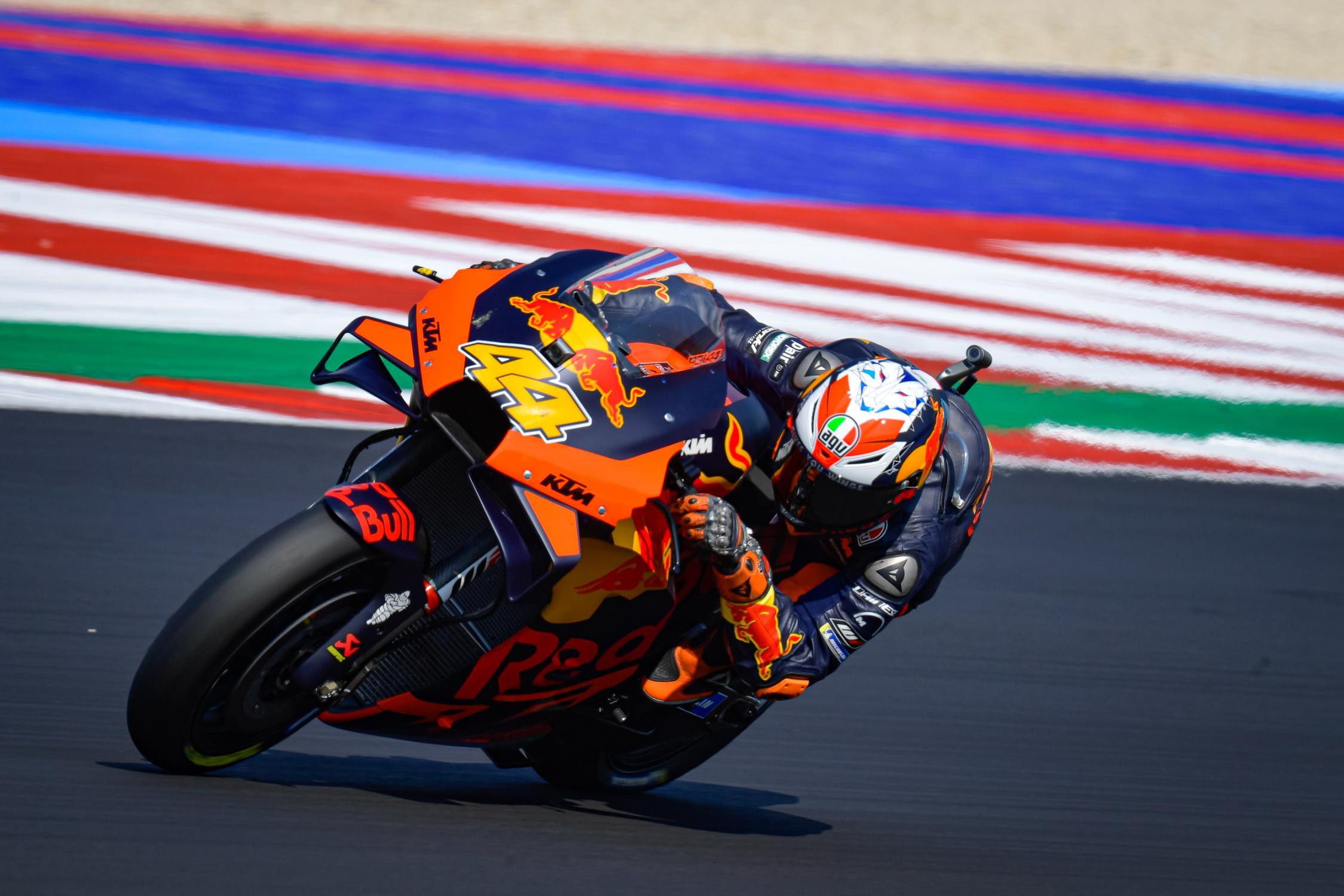 Pol Espargaro, Red Bull KTM MotoGP, Misano 2020