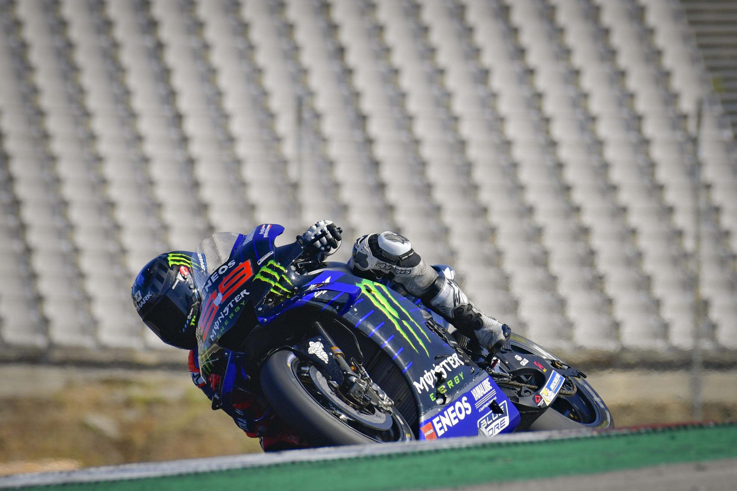Jorge Lorenzo, Yamaha MotoGP 2020, Portimao test 2020