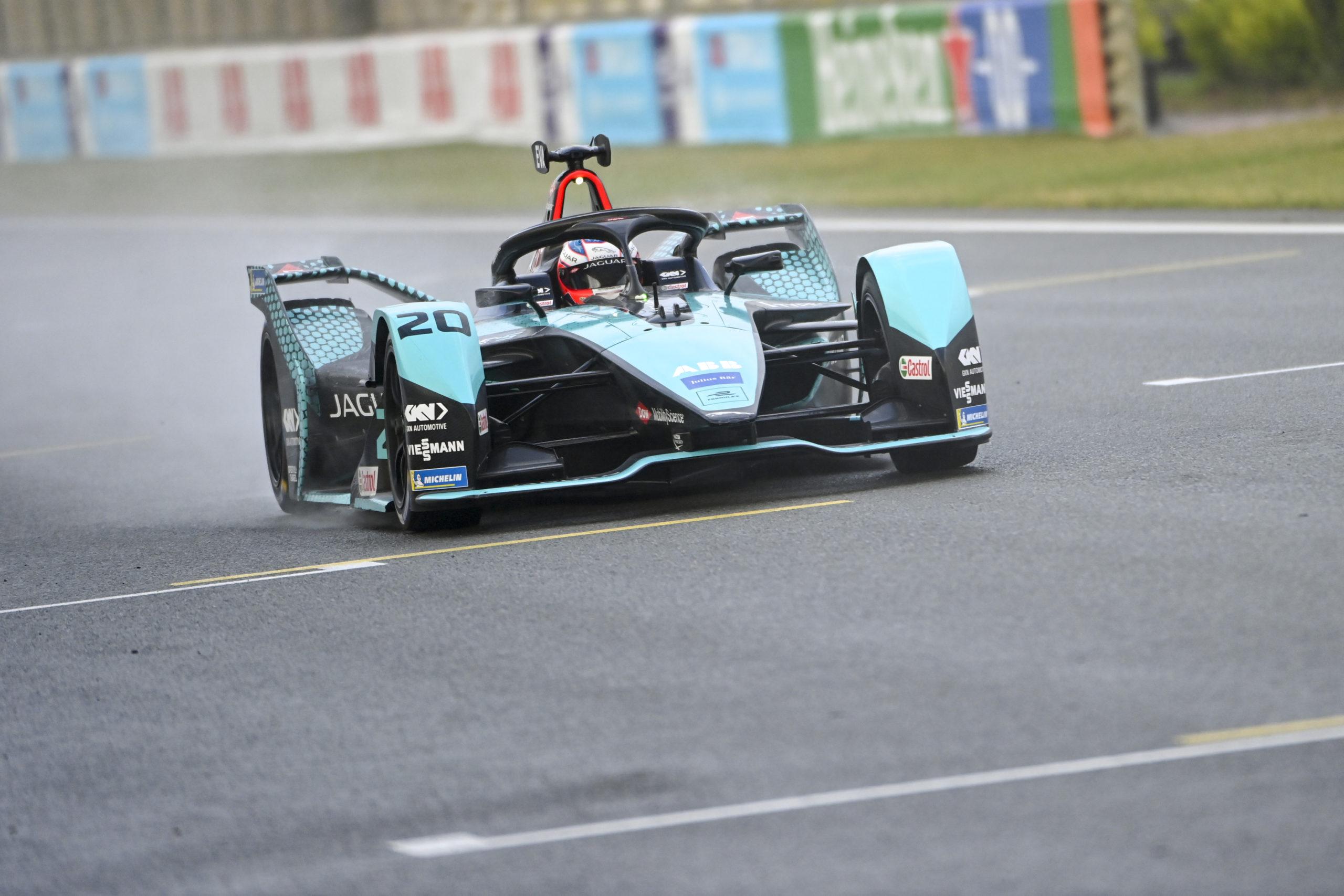 Mitch Evans (NZL), Jaguar Racing, Valencia ePrix 2021, Formula-E