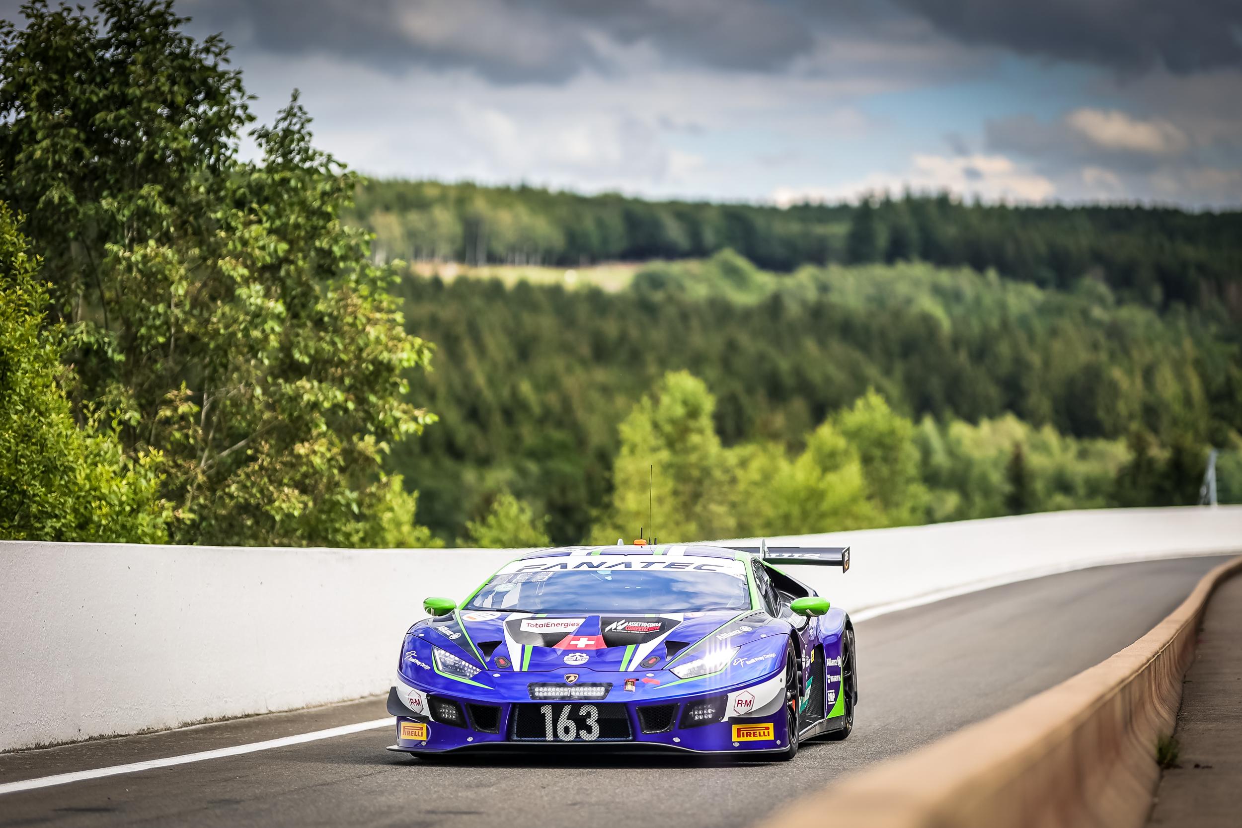 Albert Costa-Emil Frey Racing-Fanatec GT World Challenge-Total 24h de Spa 2021