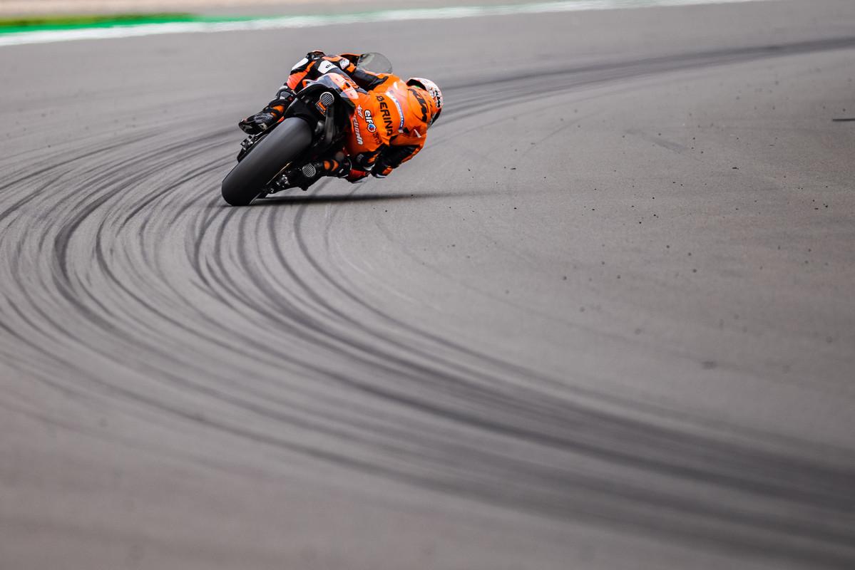 Monster Energy British Grand Prix, Iker Lecuona, Tech3 KTM Factory Racing,