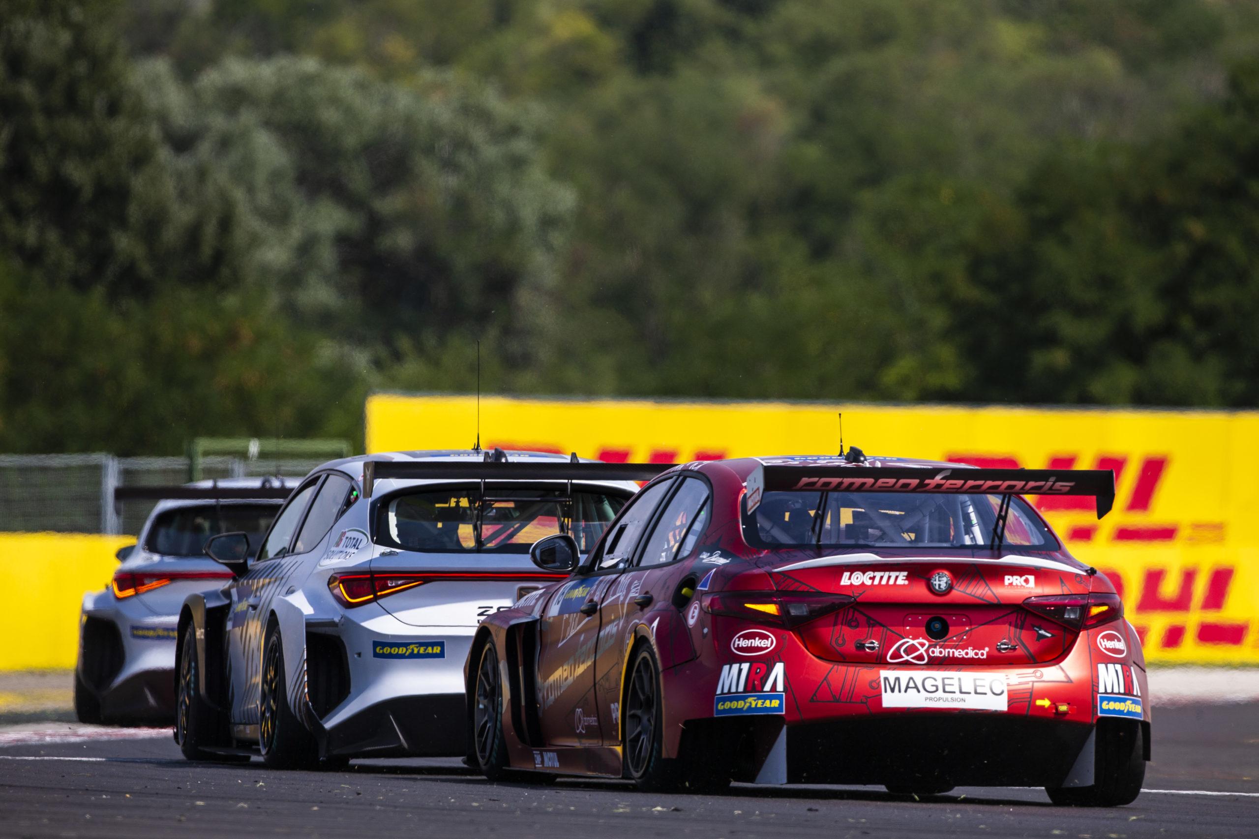 Cupra - Romeo Ferraris - Hungría - Super Final A - PURE ETCR 2021