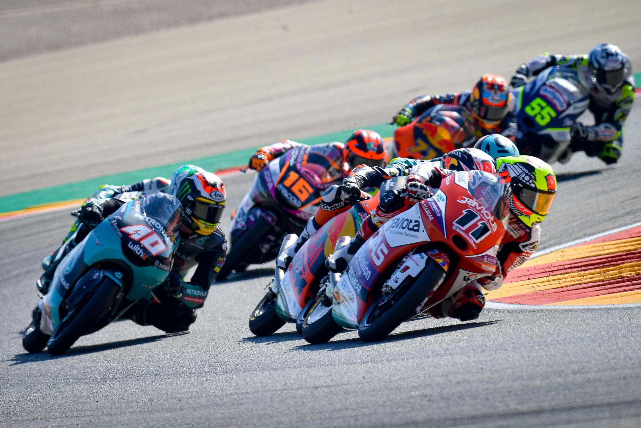 Sergio García, Aspar Team, Gran Premio TISSOT de Aragón