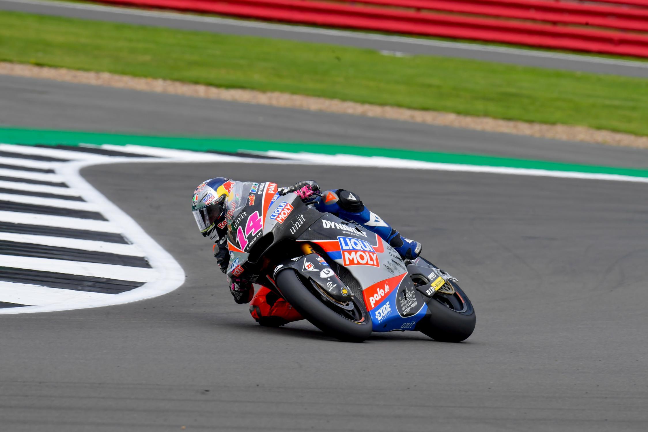 Tony Arbolino, Intact GP, Monster Energy British Grand Prix