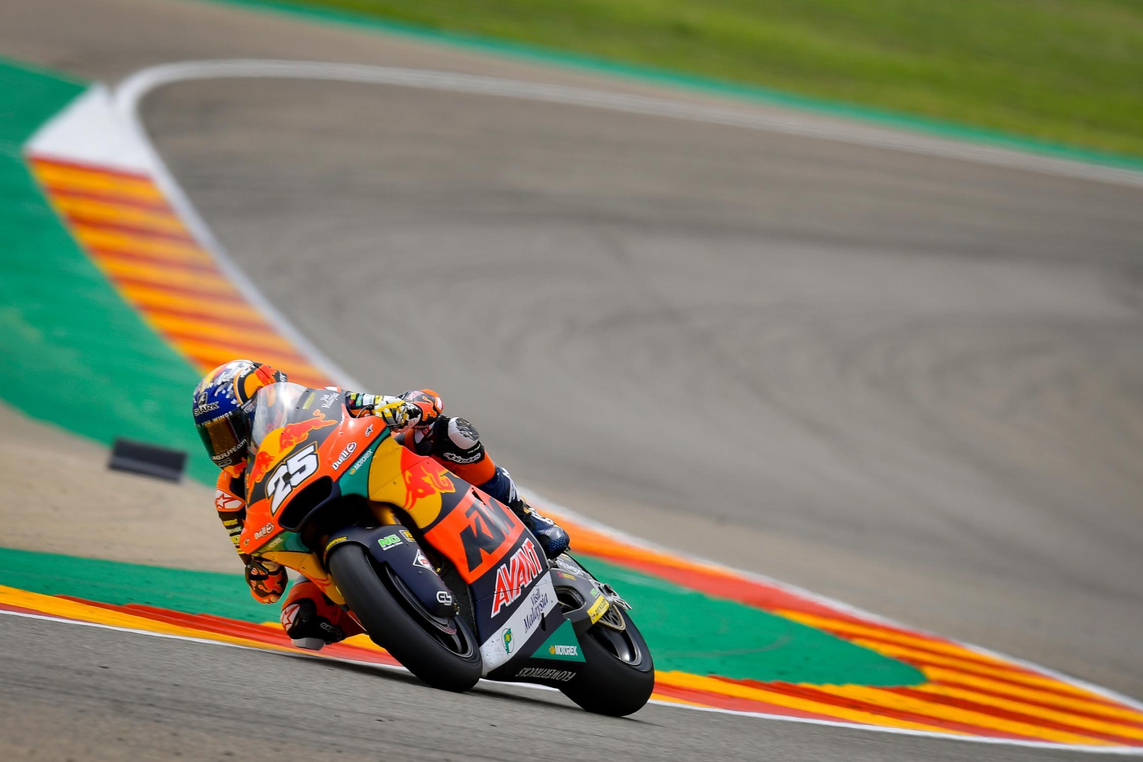 Raúl Fernández, RedBull KTM Ajo,  Gran Premio TISSOT de Aragón