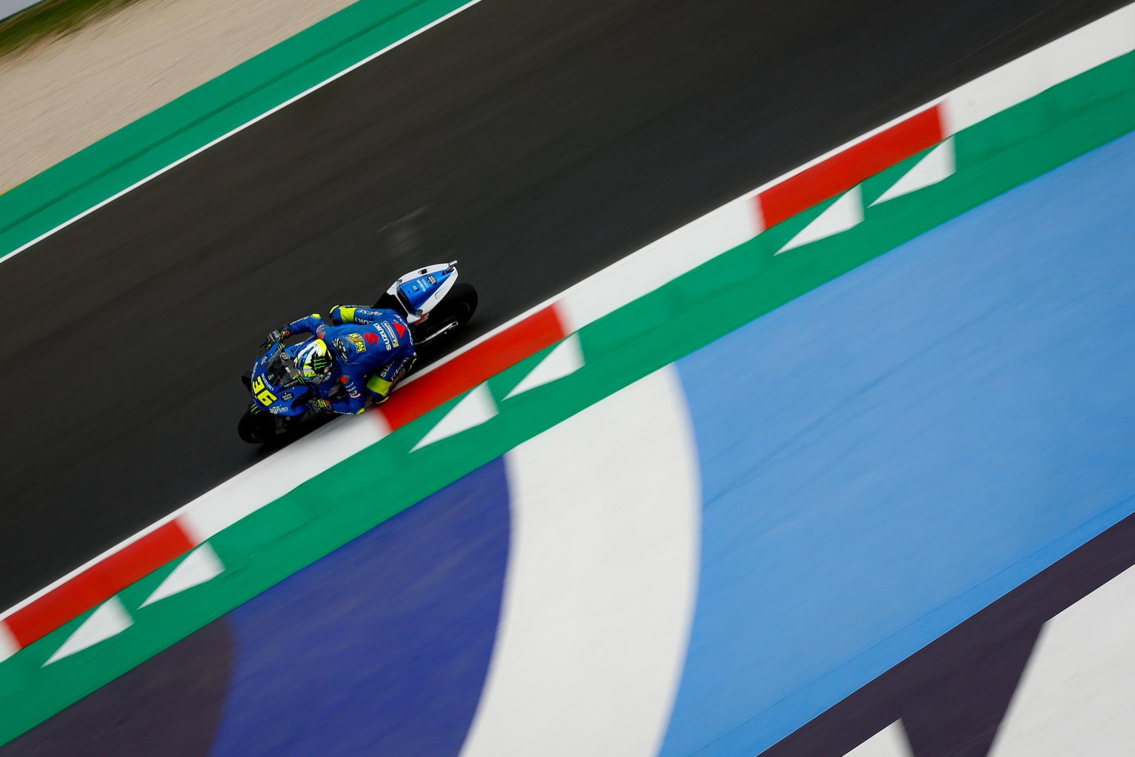 Joan Mir, Team Suzuki Ecstar, Gran Premio Octo di San Marino e della Riviera di Rimin