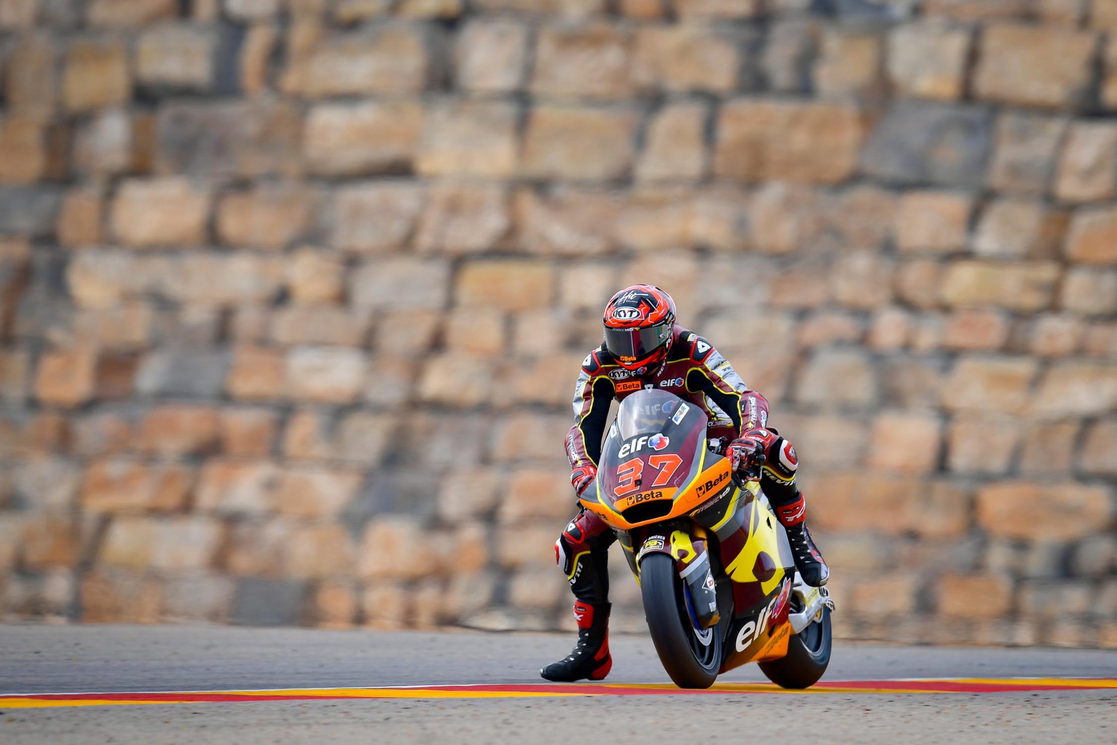 Augusto Fernández, Marc VDS Racing, Gran Premio TISSOT de Aragón